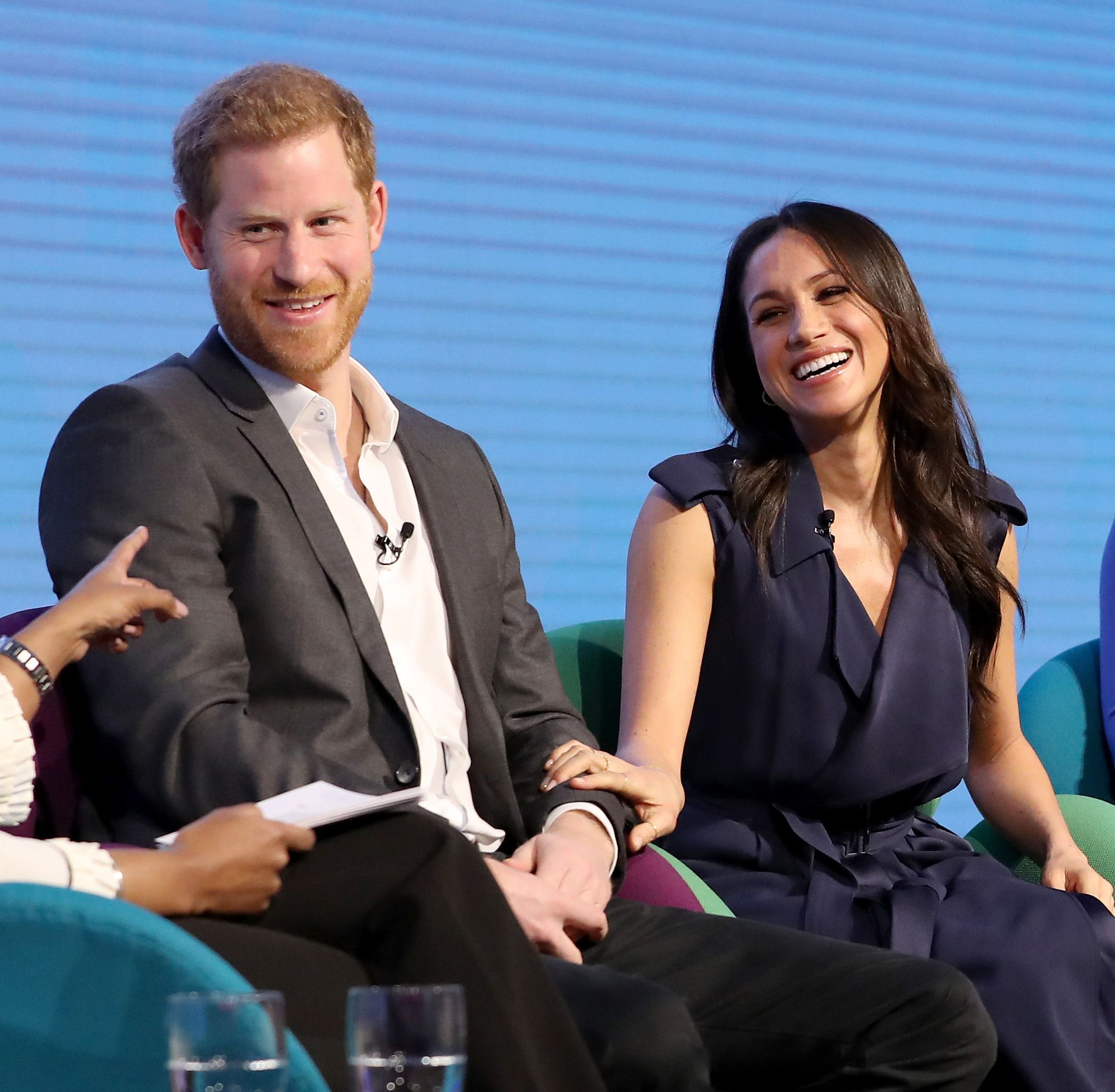 Is a cute Meghan Markle