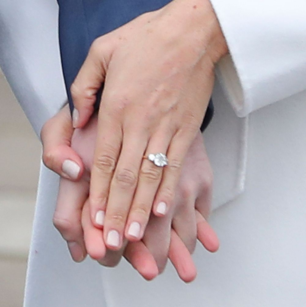 Meghan Markle Engagement Ring Cost How Much Does Meghan Markle S