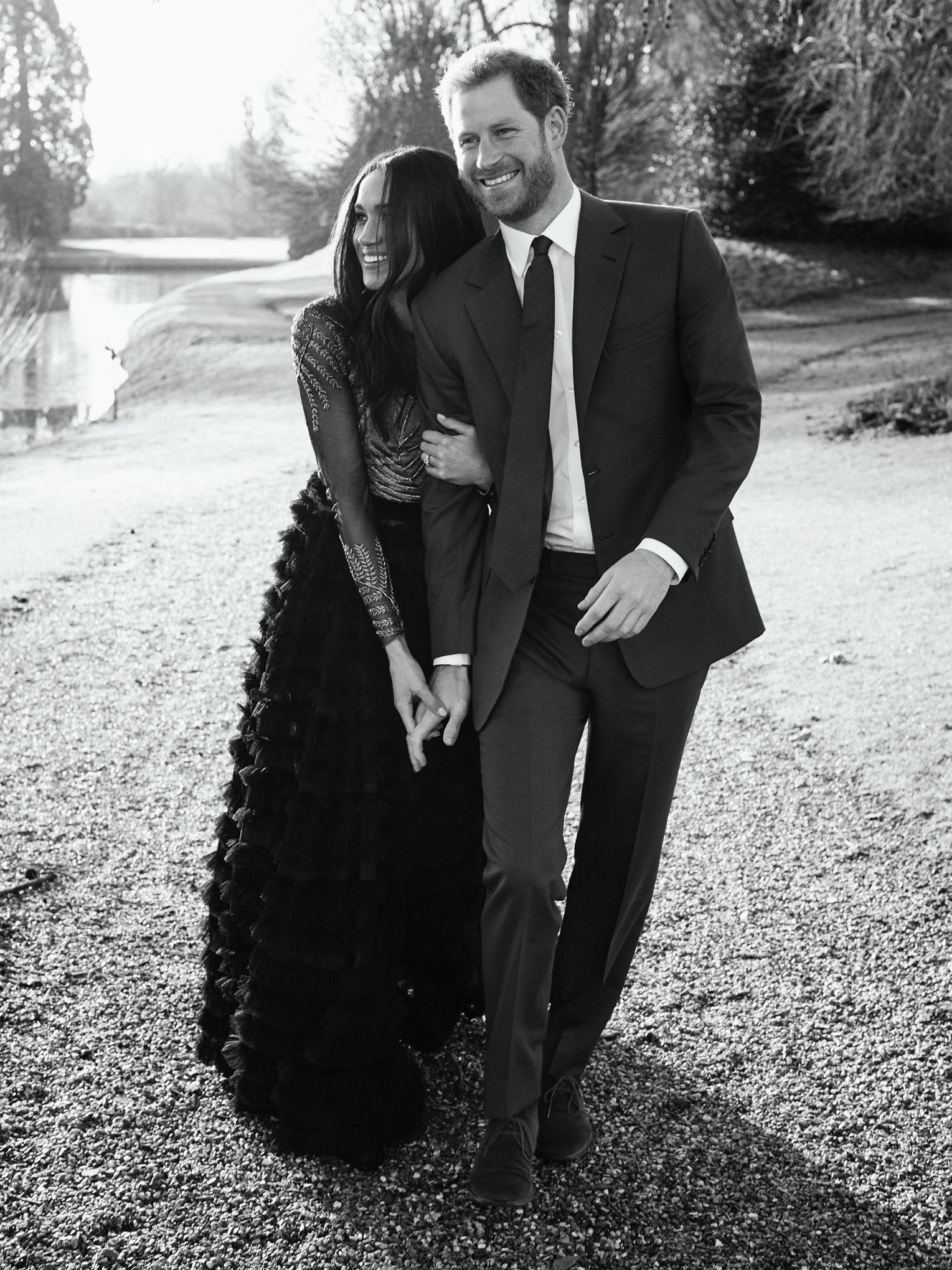 梅根, Meghan Markle, 哈利王子, 皇家婚禮