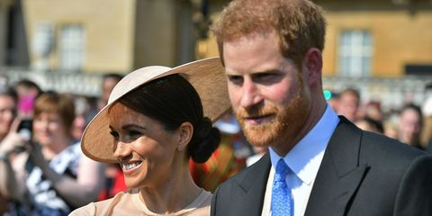 """Meghan Markle and Prince Harry Reportedly Want Kids """"Right Away"""""""