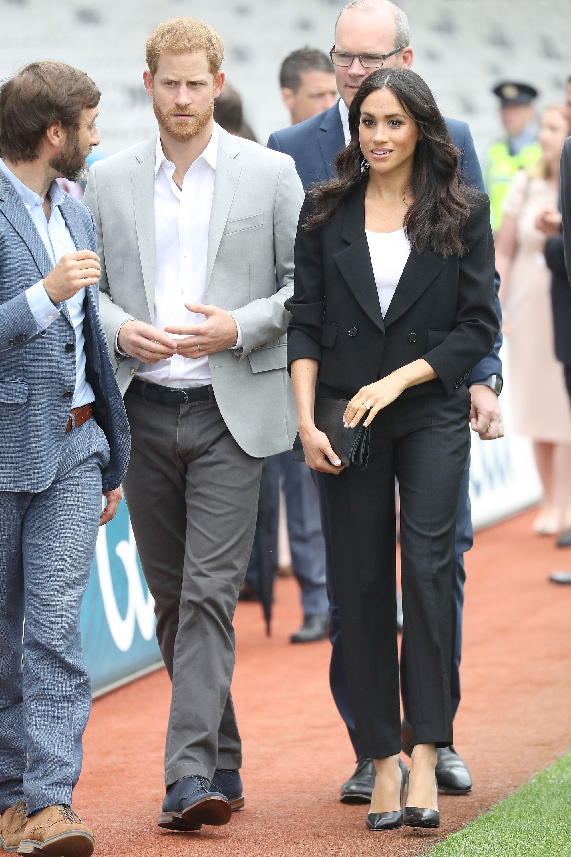 Megan Markle and Prince Harry 41