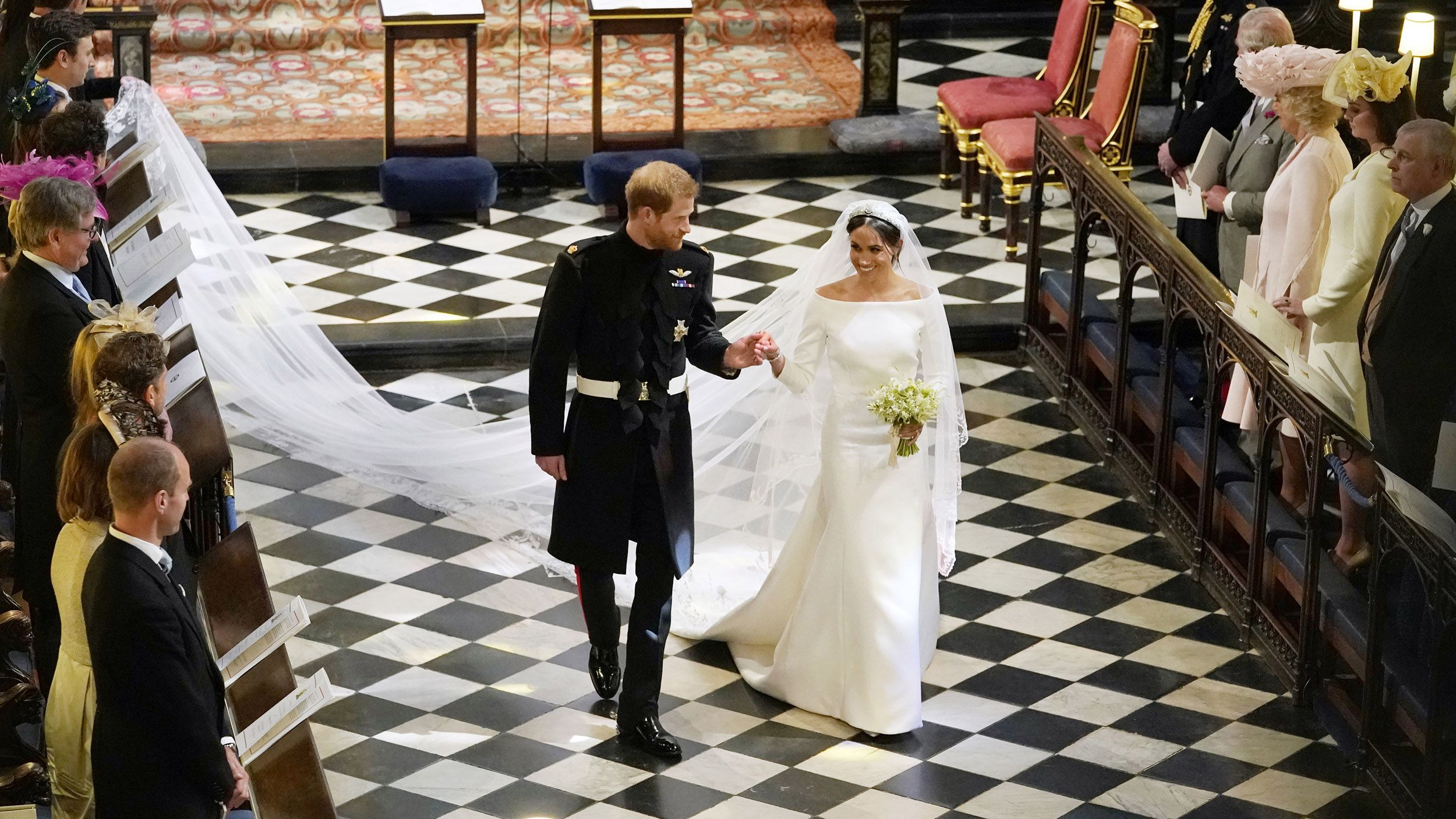13++ Meghan Markle Wedding Dress