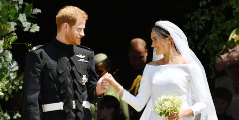 Meghan Markle\'s Givenchy Wedding Dress Will Reportedly Be Displayed ...