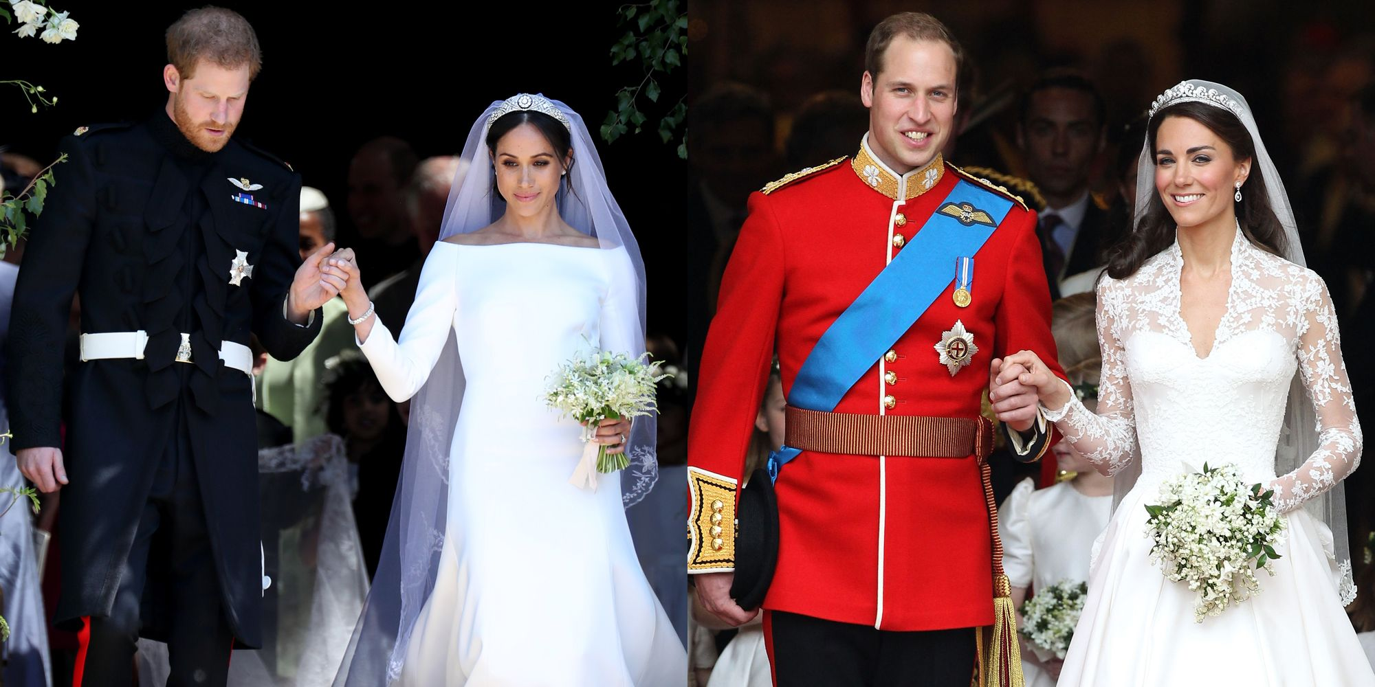Meghan Markle And Prince Harrys First Photos Compared To Kate