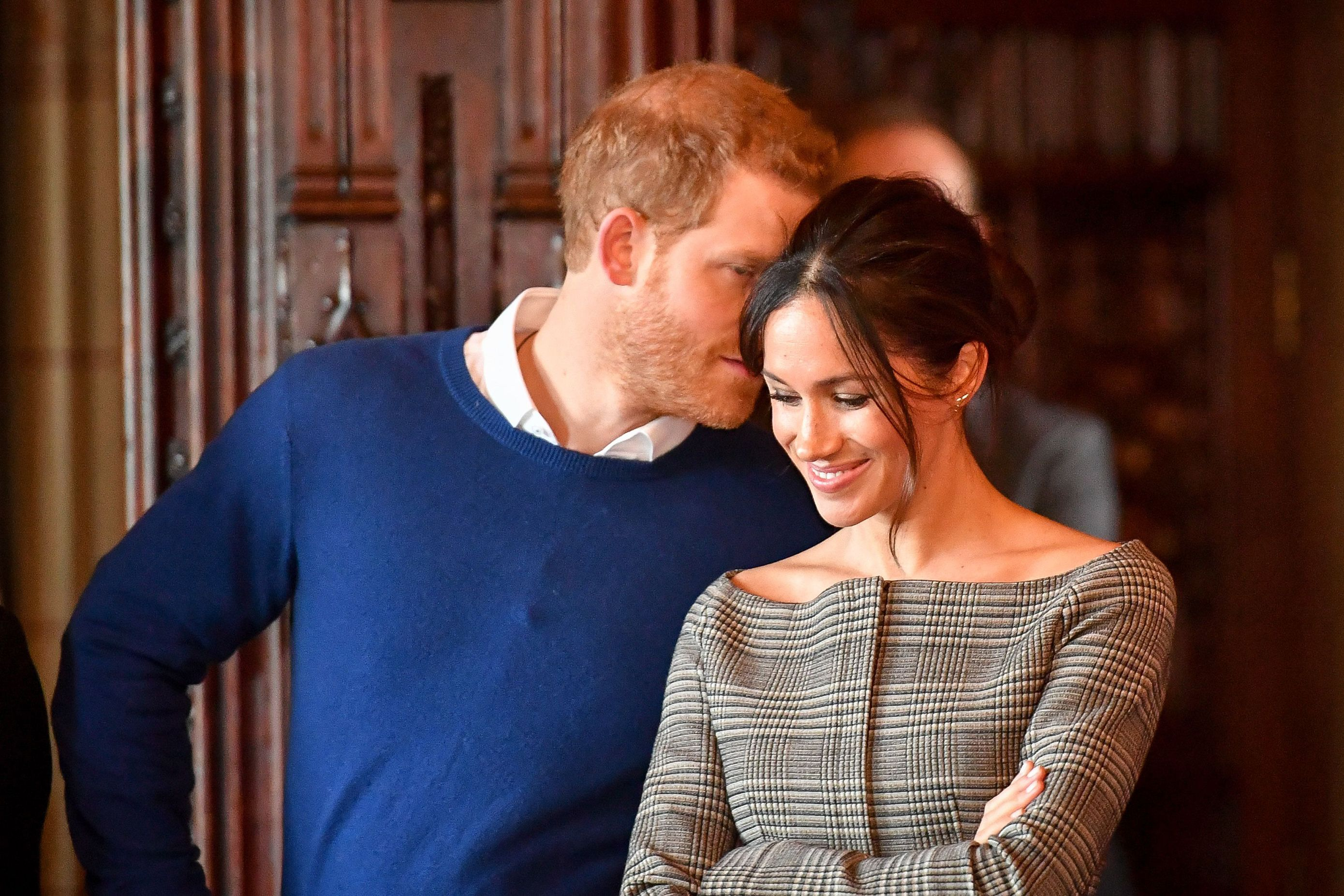 hbz prince harry meghan markle shutterstock 1516316051 - Royal Wedding Today