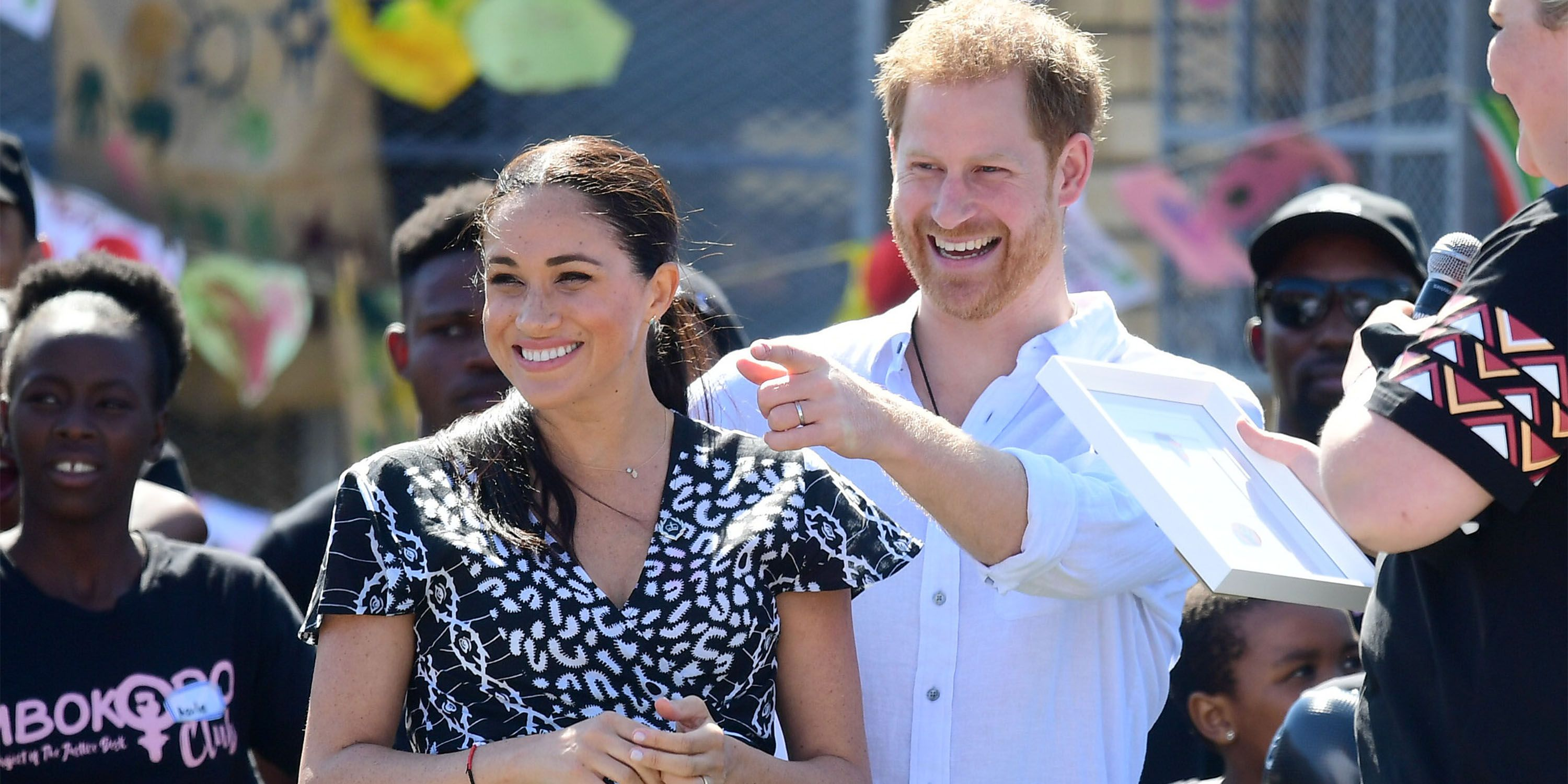 Every Photo from Meghan Markle and Prince Harry's Royal Tour of Southern Africa