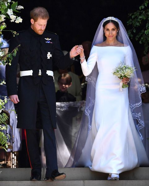 Meghan Markle, Royal Wedding, 2018