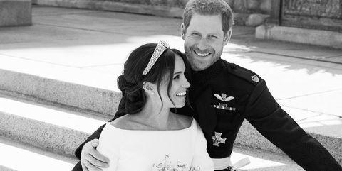 Photograph, White, Bride, Black, Wedding dress, Dress, Black-and-white, Gown, Monochrome photography, Shoulder,