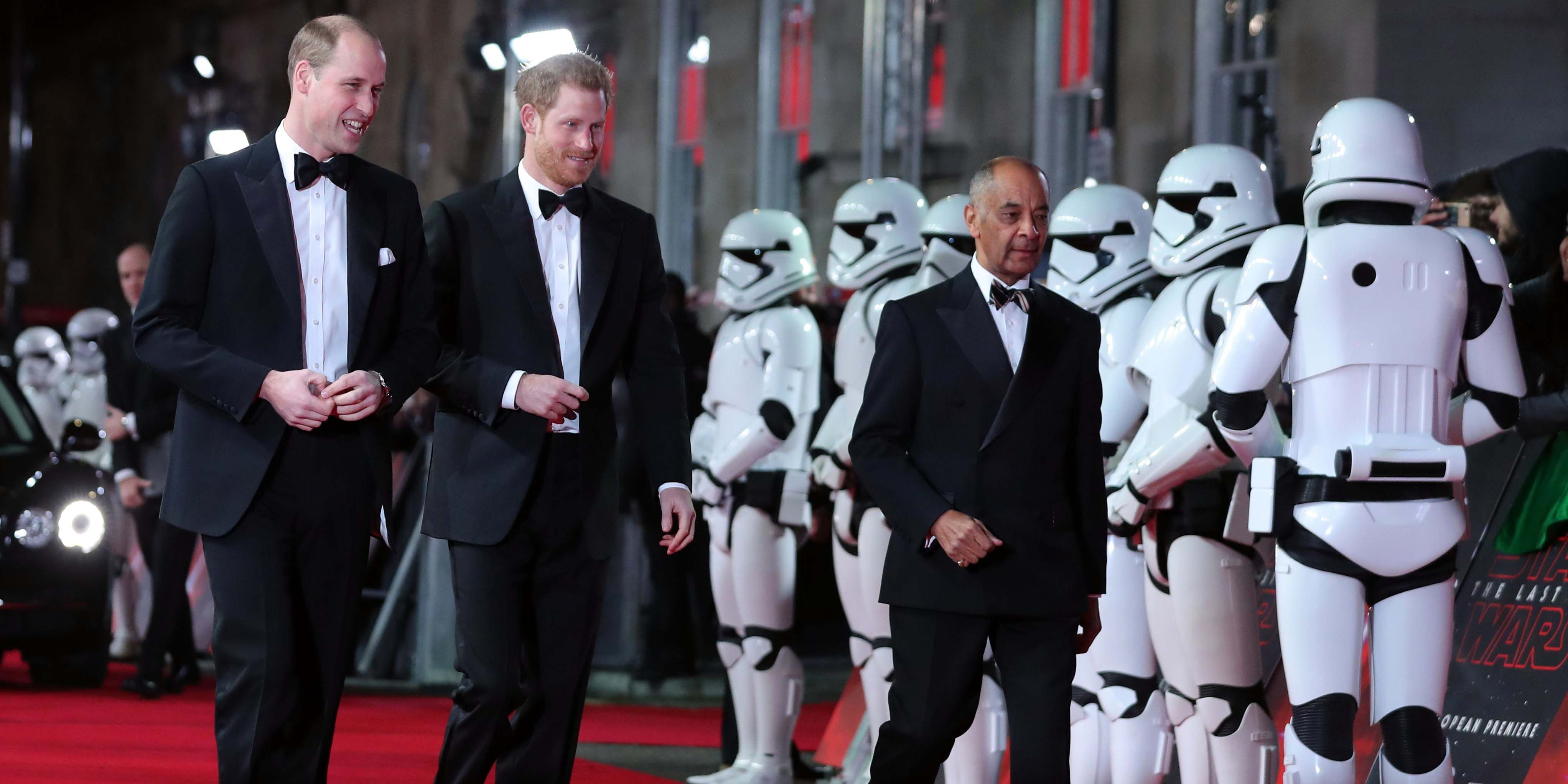 Image result for royal appearance in star wars