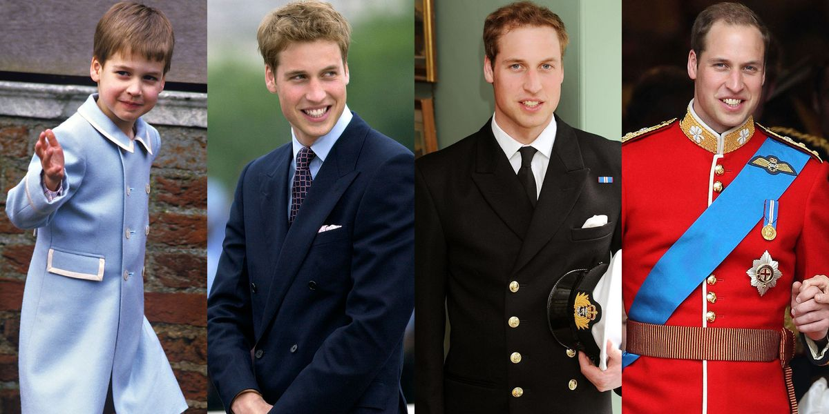 Prince William Celebrates 35th Birthday