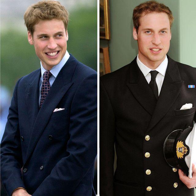 Prince William Celebrates 37th Birthday Prince William Photos Through The Years