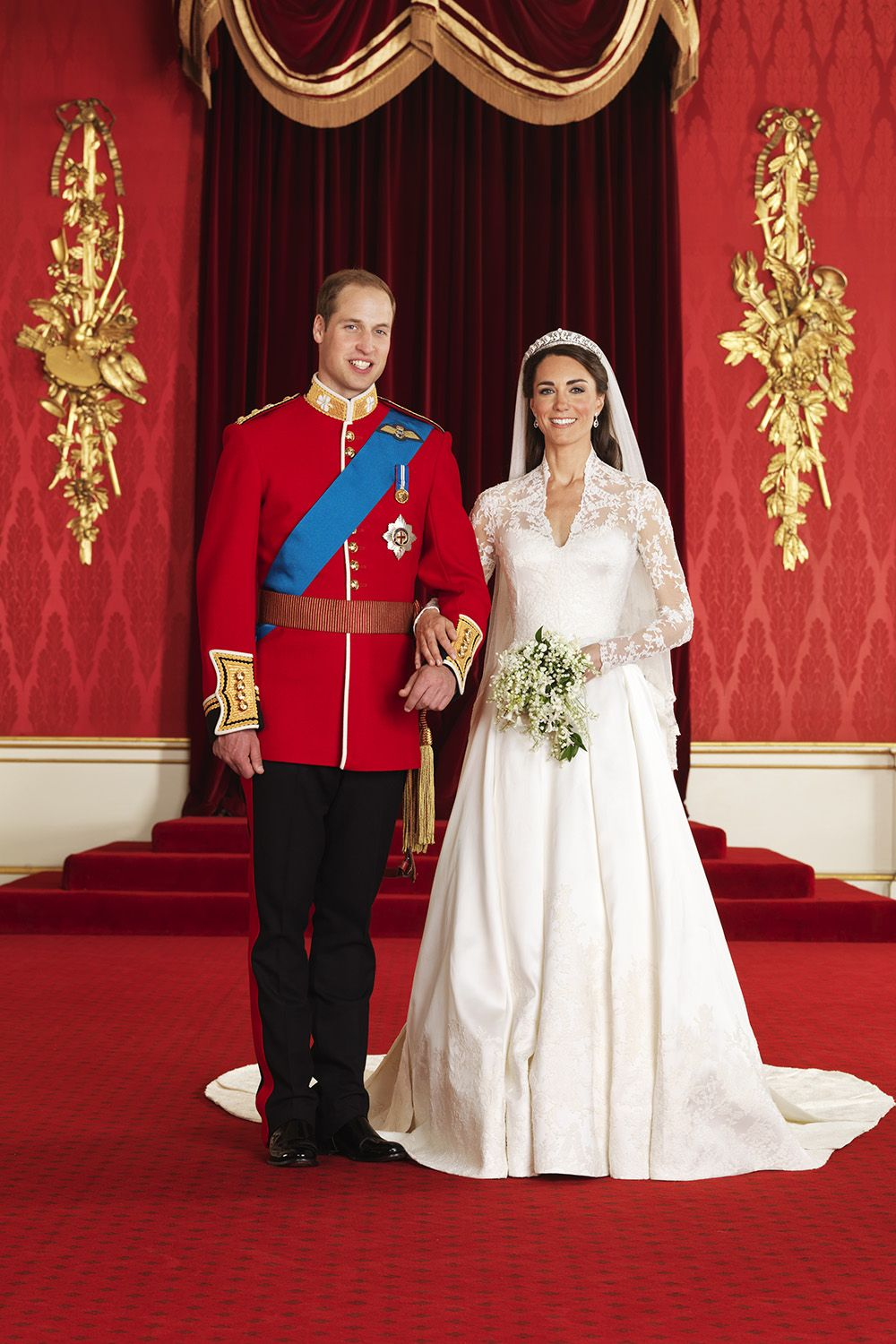 Prince william and kate pictures after wedding