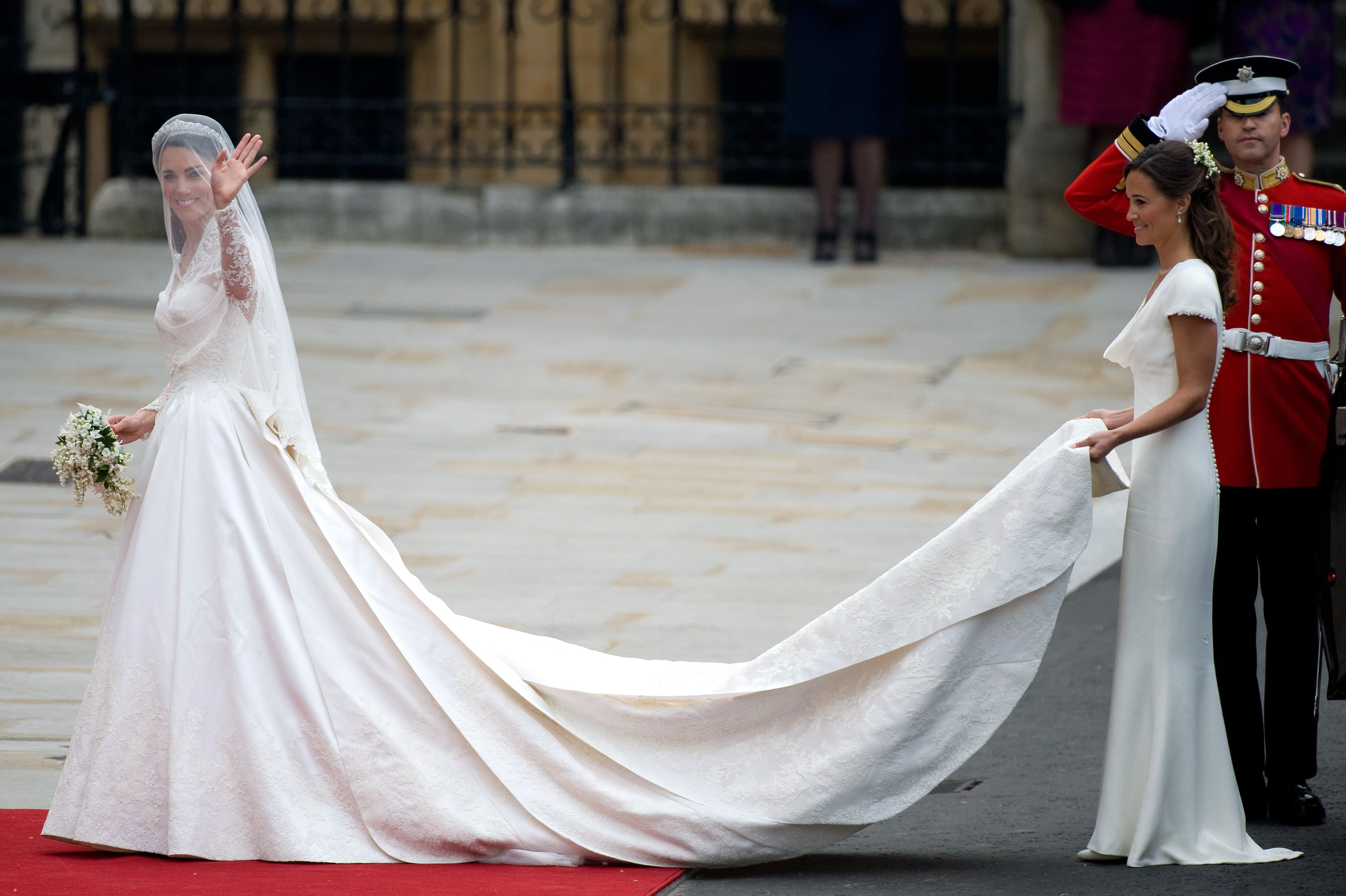 Kate Middleton and Prince William Wedding Photos - Royal Wedding ...