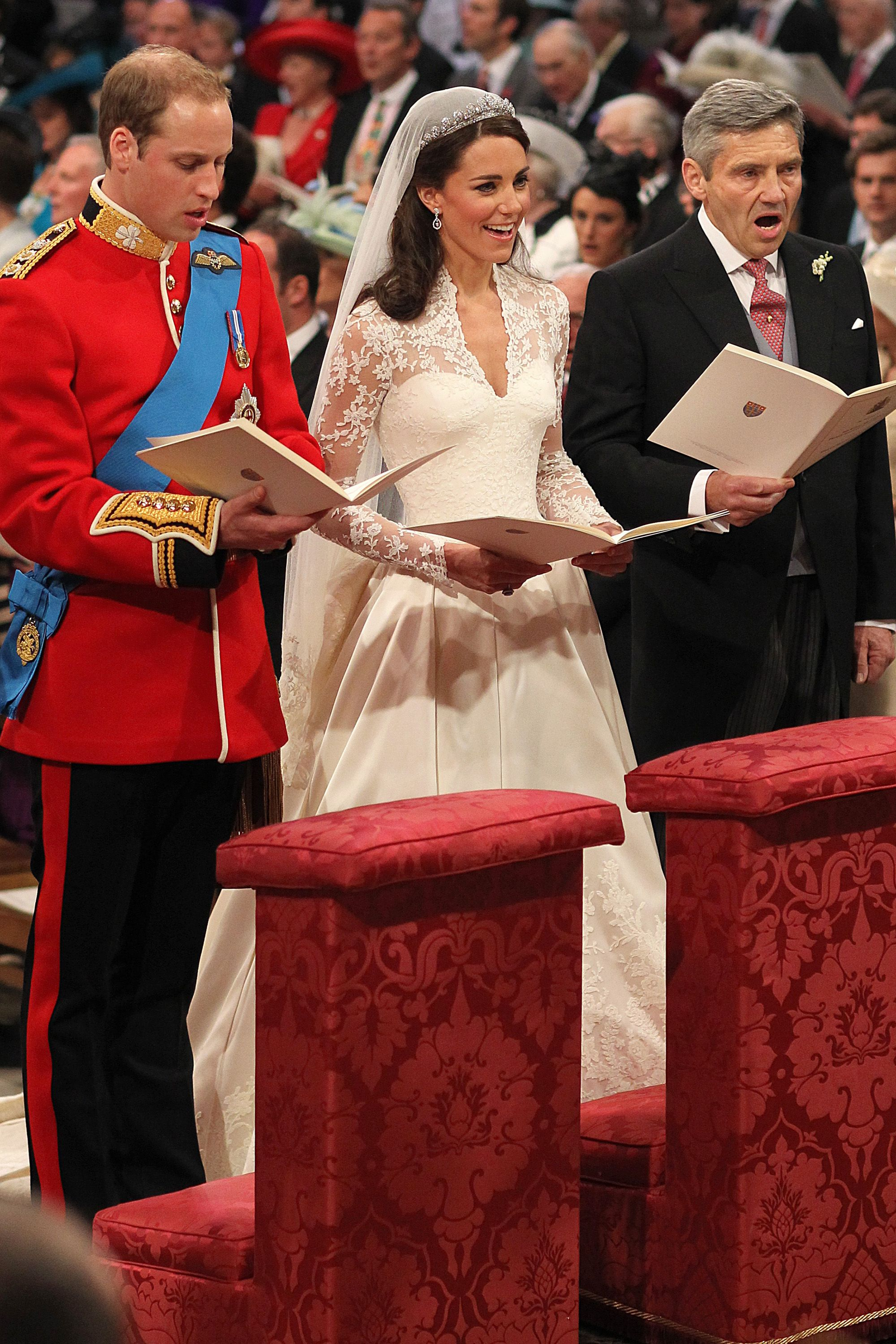 Kate Middleton And Prince William Wedding Photos Royal Wedding