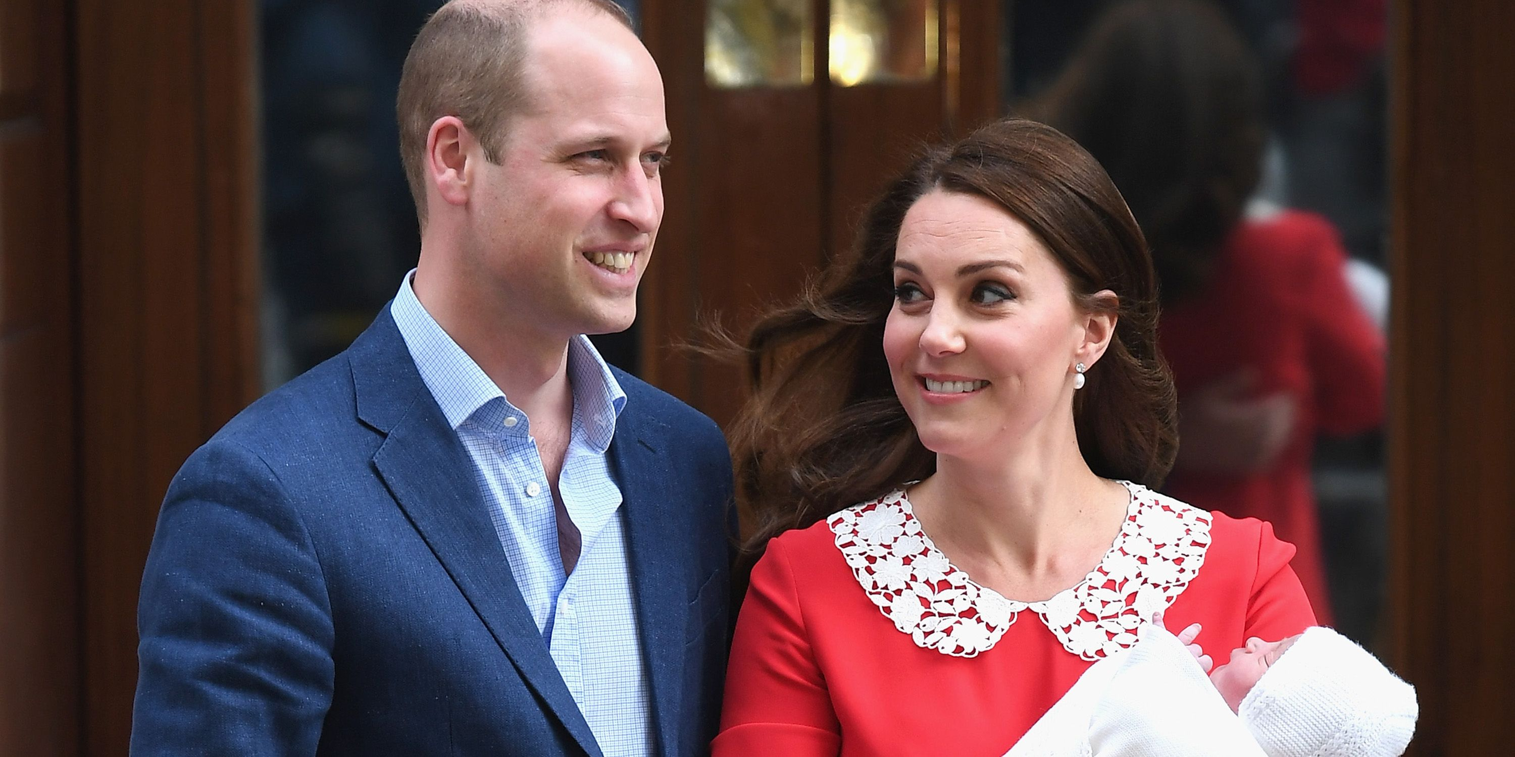 Prince William Says We Are Delighted About Royal Babys Birth