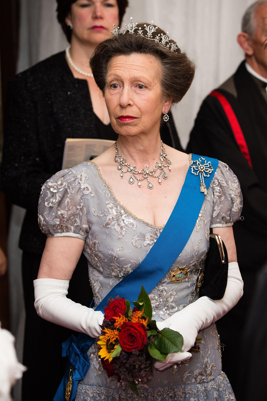 Princess Anne Photos - Princess Anne Through the Years