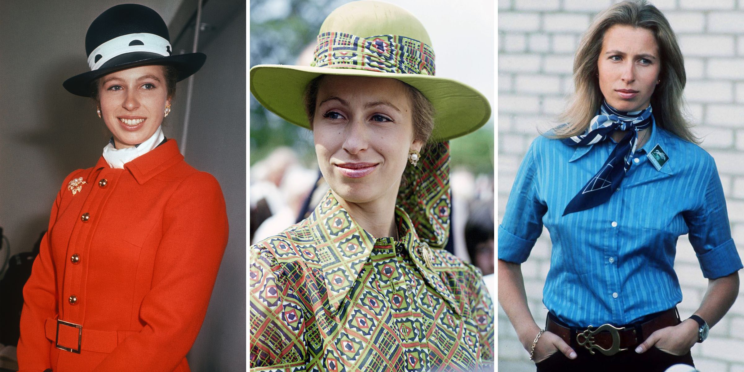 Princess Anne's Stylish Life in Photos