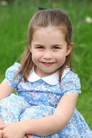 princess charlotte  back to school kids hairstyles