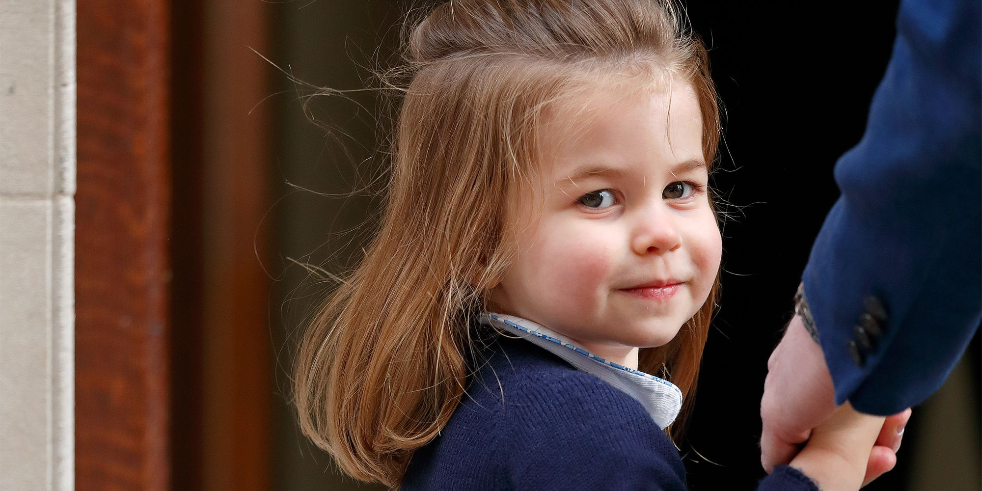 picture This Insanely Adorable Video of Princess Charlotte Playing With Balloons Will Make Your Day