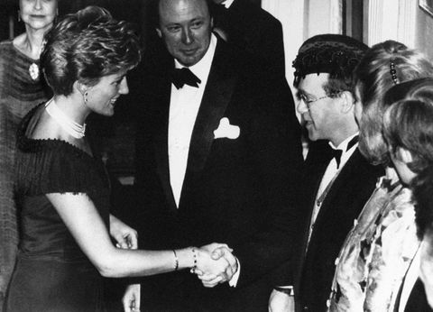 princess diana and elton john s complete relationship timeline princess diana and elton john s