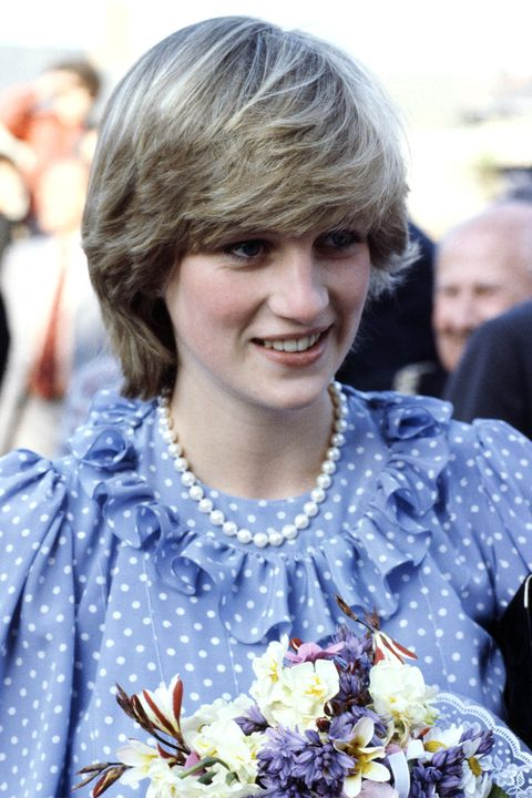 Image result for princess diana pixie haircut