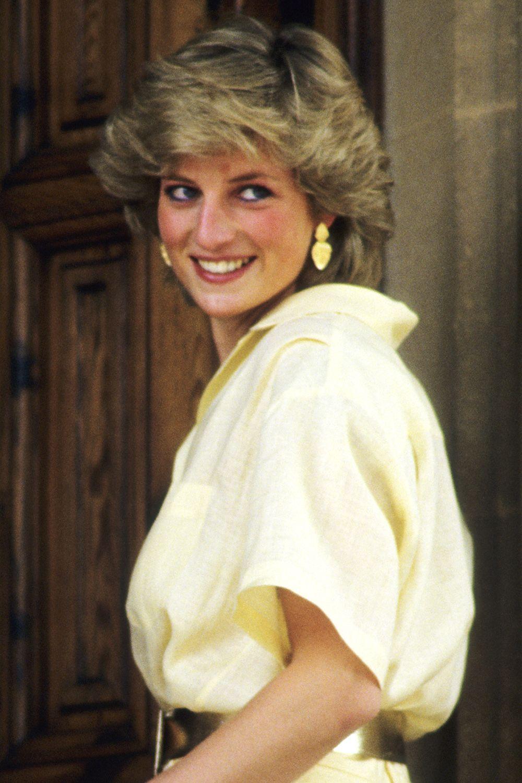 Princess Diana Hairstyles And Cut Princess Diana Hair