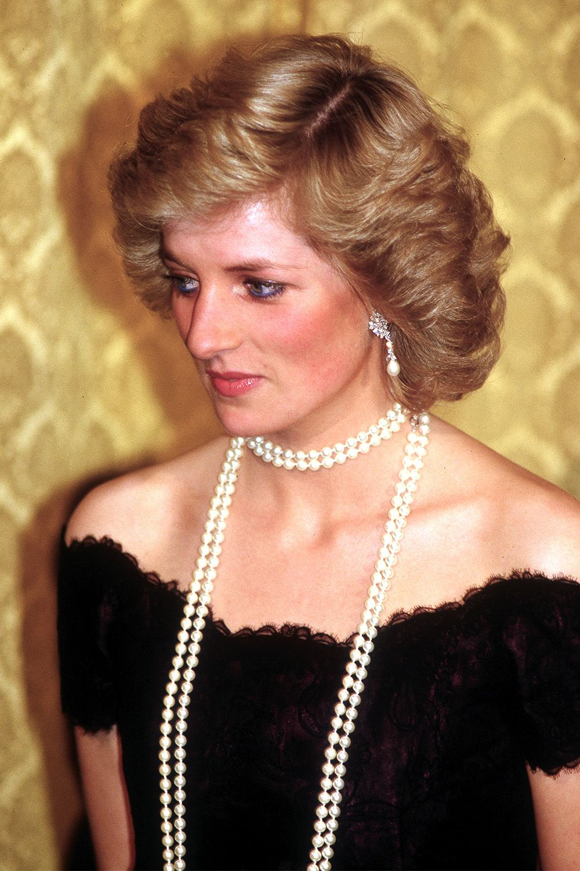 Princess Diana Haircut Diagrams Auto Electrical Wiring Diagram