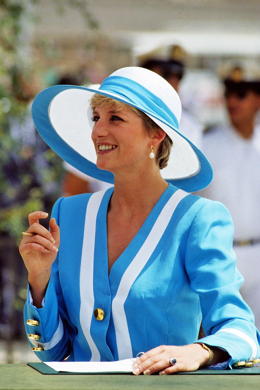 Princess Diana S Best Hats 41 Diana Princess Of Wales Hat Photos