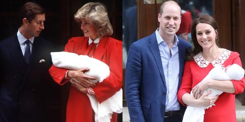 4fcde9c23006 47 Times Kate Middleton Channeled Princess Diana's Style - Kate ...