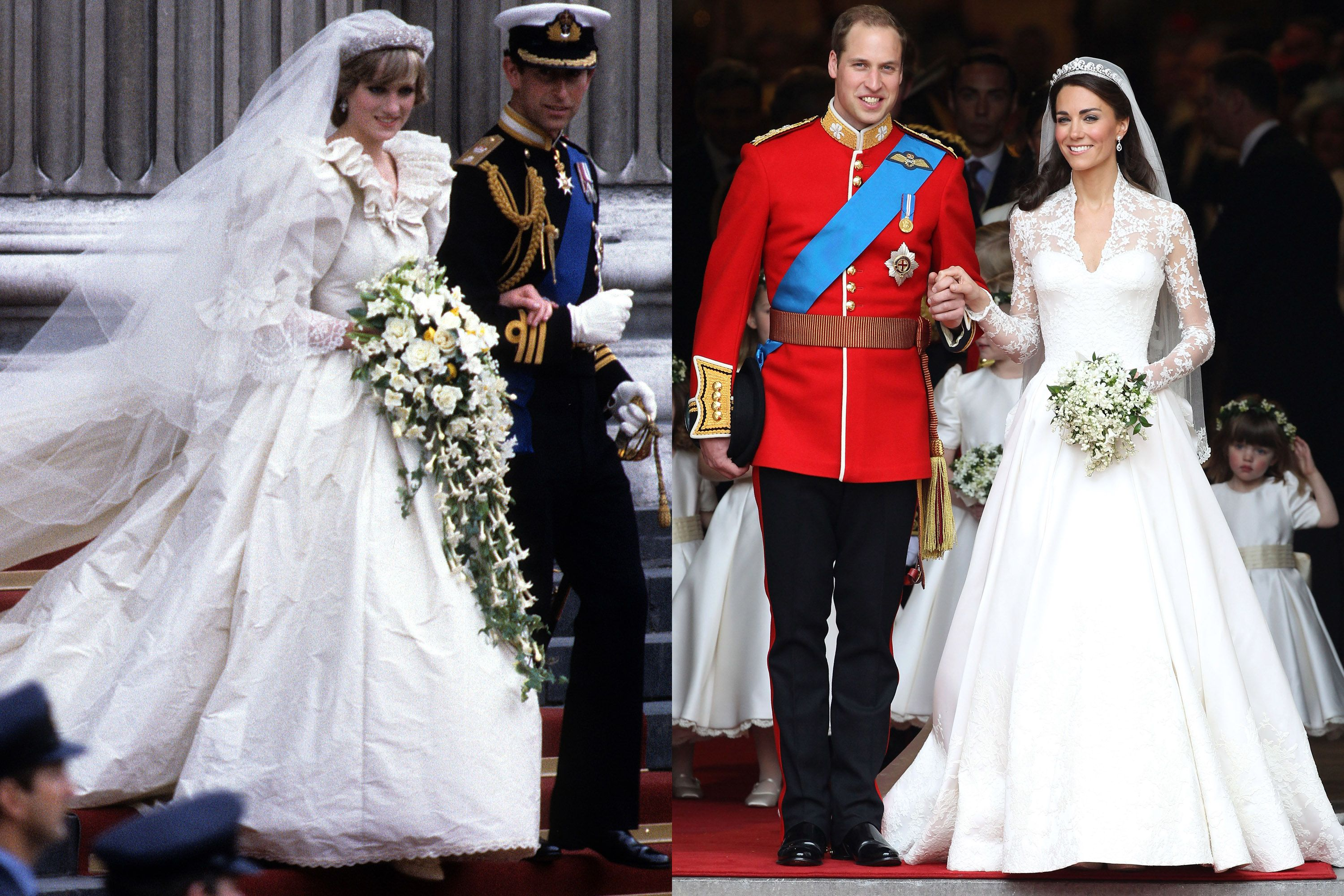 Comfortable princess kate wedding dress photos wedding for Princess catherine wedding dress