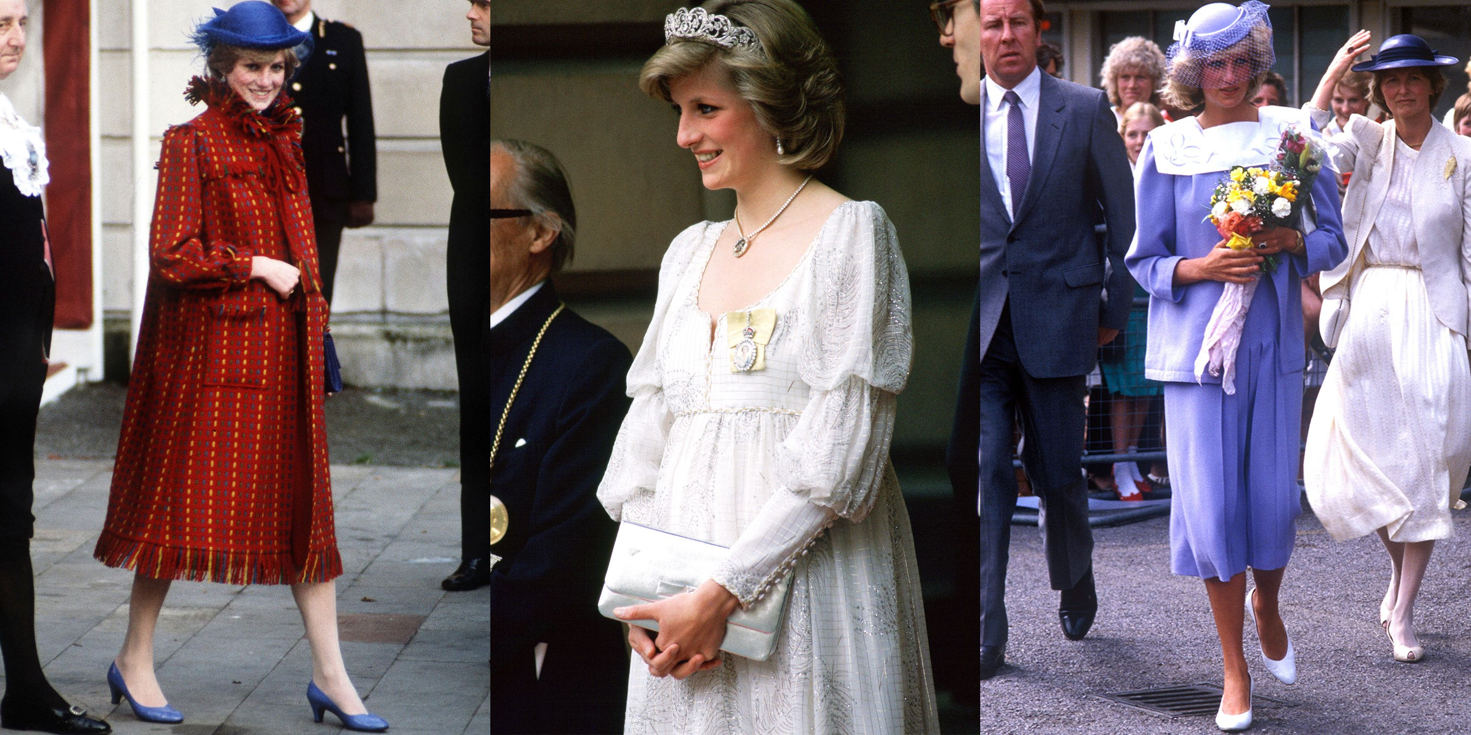88f2e27c2e 20 of Princess Diana s Best Maternity Outfits and Style - Royal ...