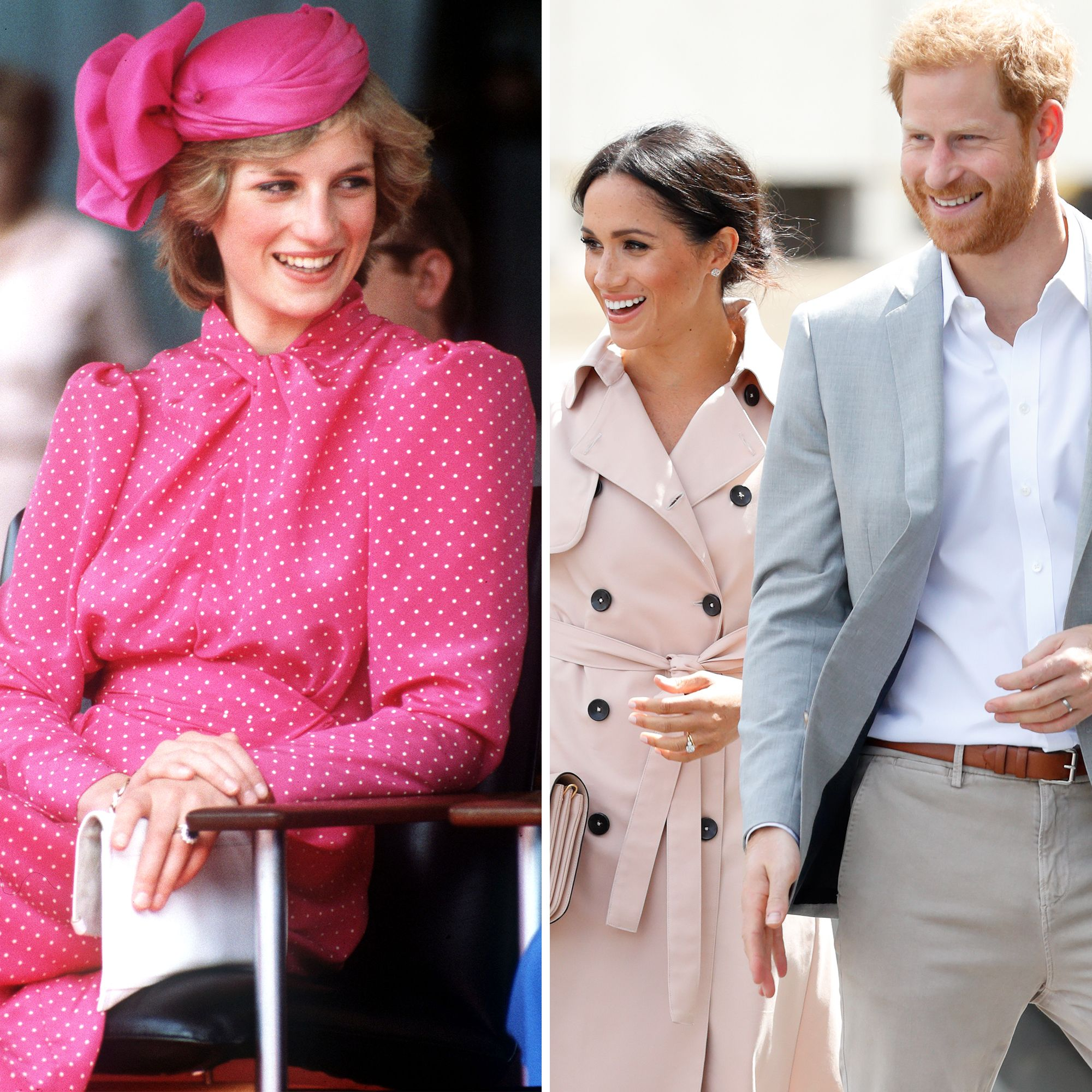 There's a Subtle Nod to Princess Diana in the Royal Baby Announcement