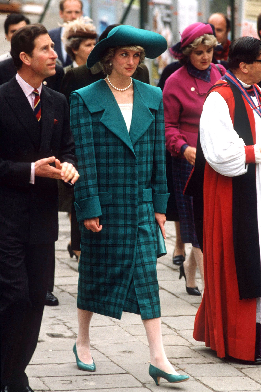 Princess Diana S Best Fashion Moments