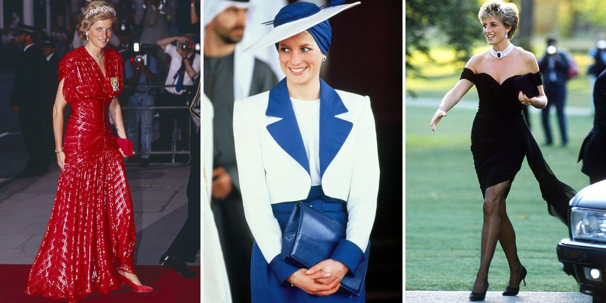 Can You Wear Red To A Wedding.Princess Diana S Best Fashion Moments