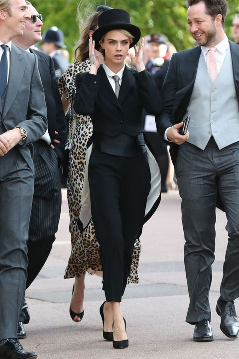 a1ac930213983 All the Guests Arriving at Princess Eugenie and Jack Brooksbank s ...
