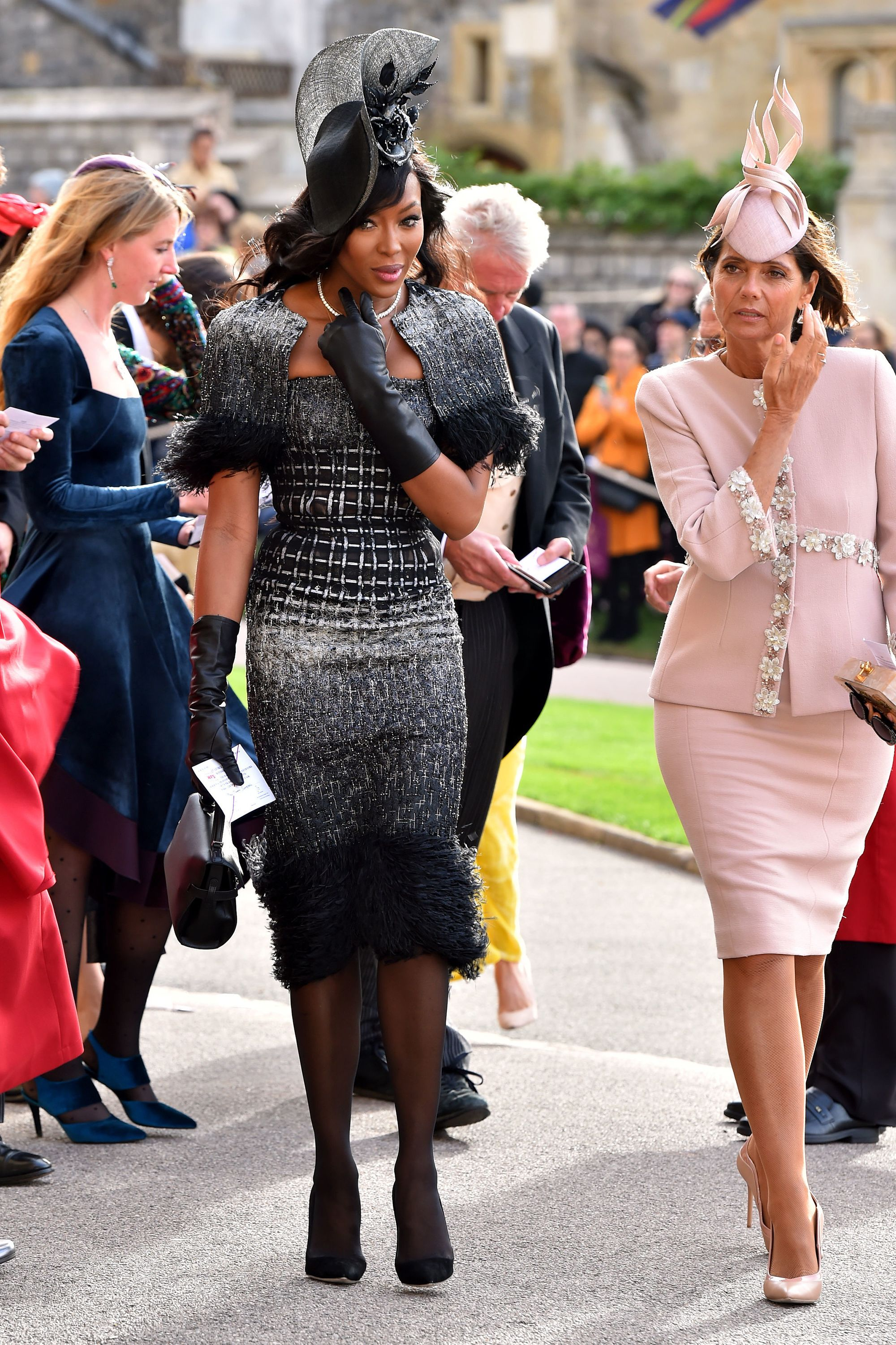 e41ad4c7d0000 See All the Guests Arriving at Princess Eugenie and Jack Brooksbank s  Wedding