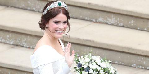 Princess Eugenie Royal Wedding Hair Princess Eugenie Bridal