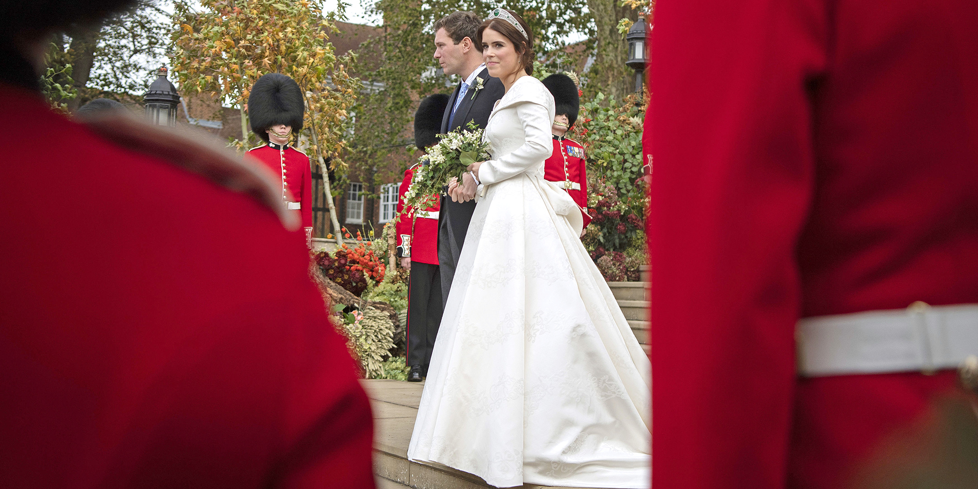 All Princess Eugenie and Jack Brooksbank's Royal Wedding ...