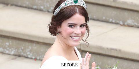 Princess Eugenie Just Got a Post-Wedding Hair Makeover
