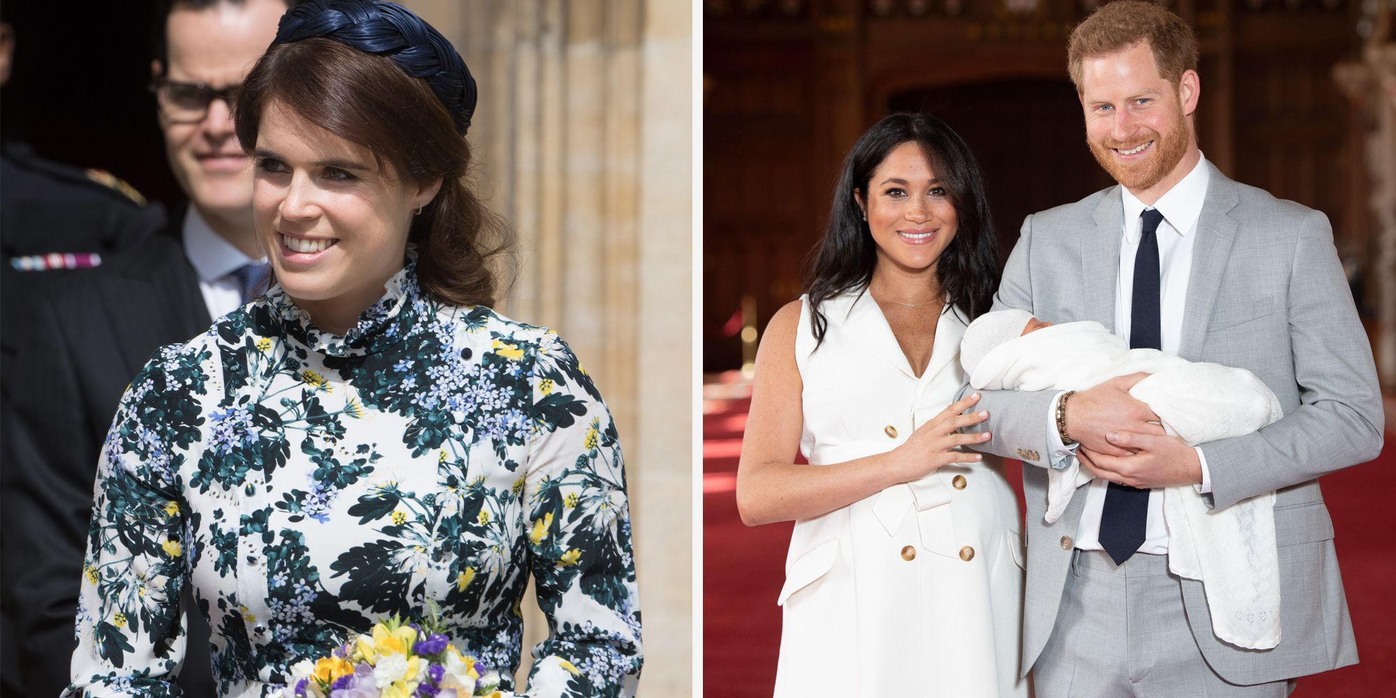 How the royal family reacted to meghan markle and prince harrys royal baby