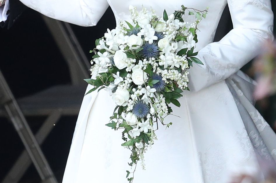 Princess Eugenie S Wedding Flowers Are A Celebration Of Fall