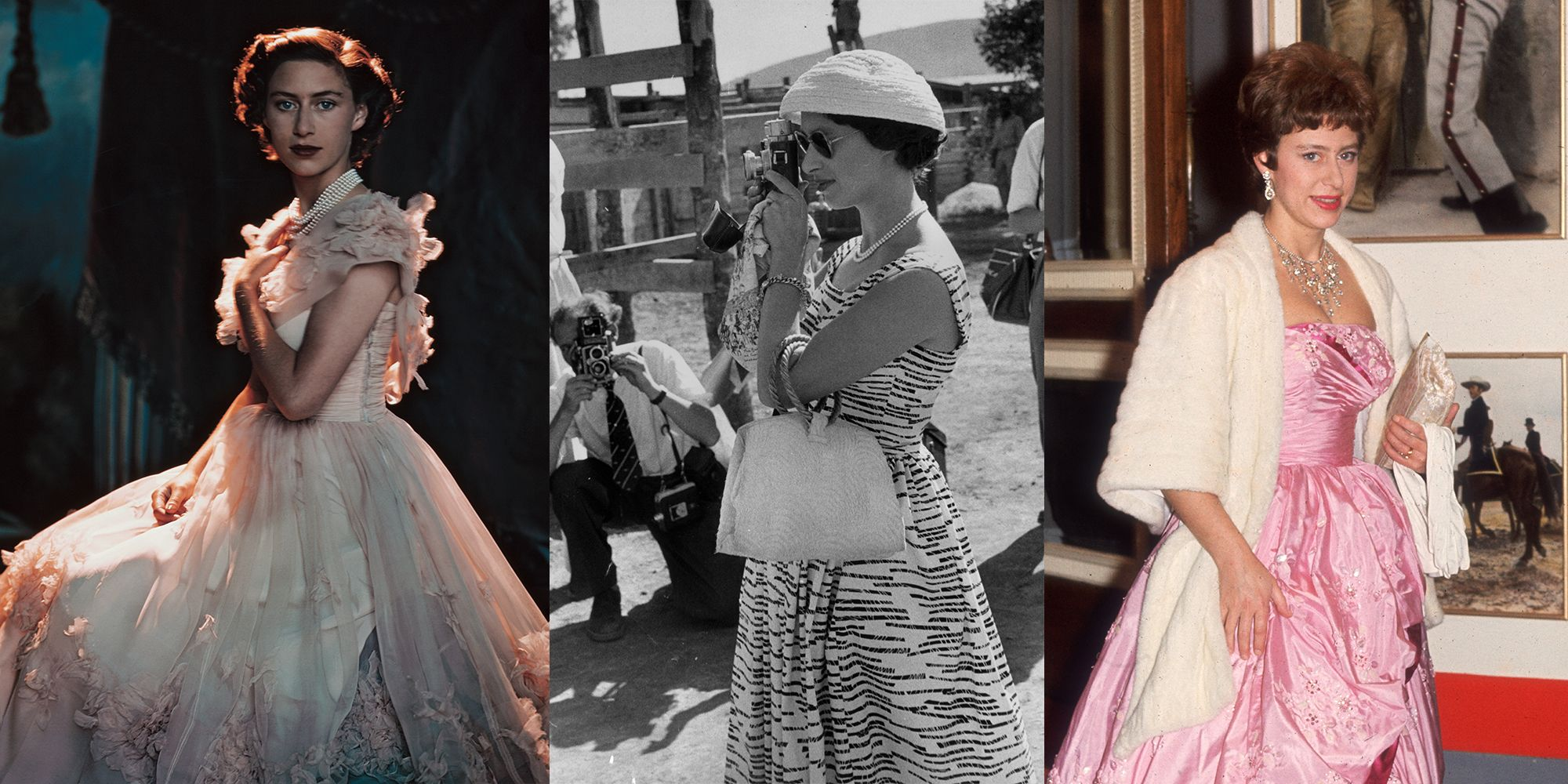 Princess Margaret's Greatest Fashion Moments Through the Years