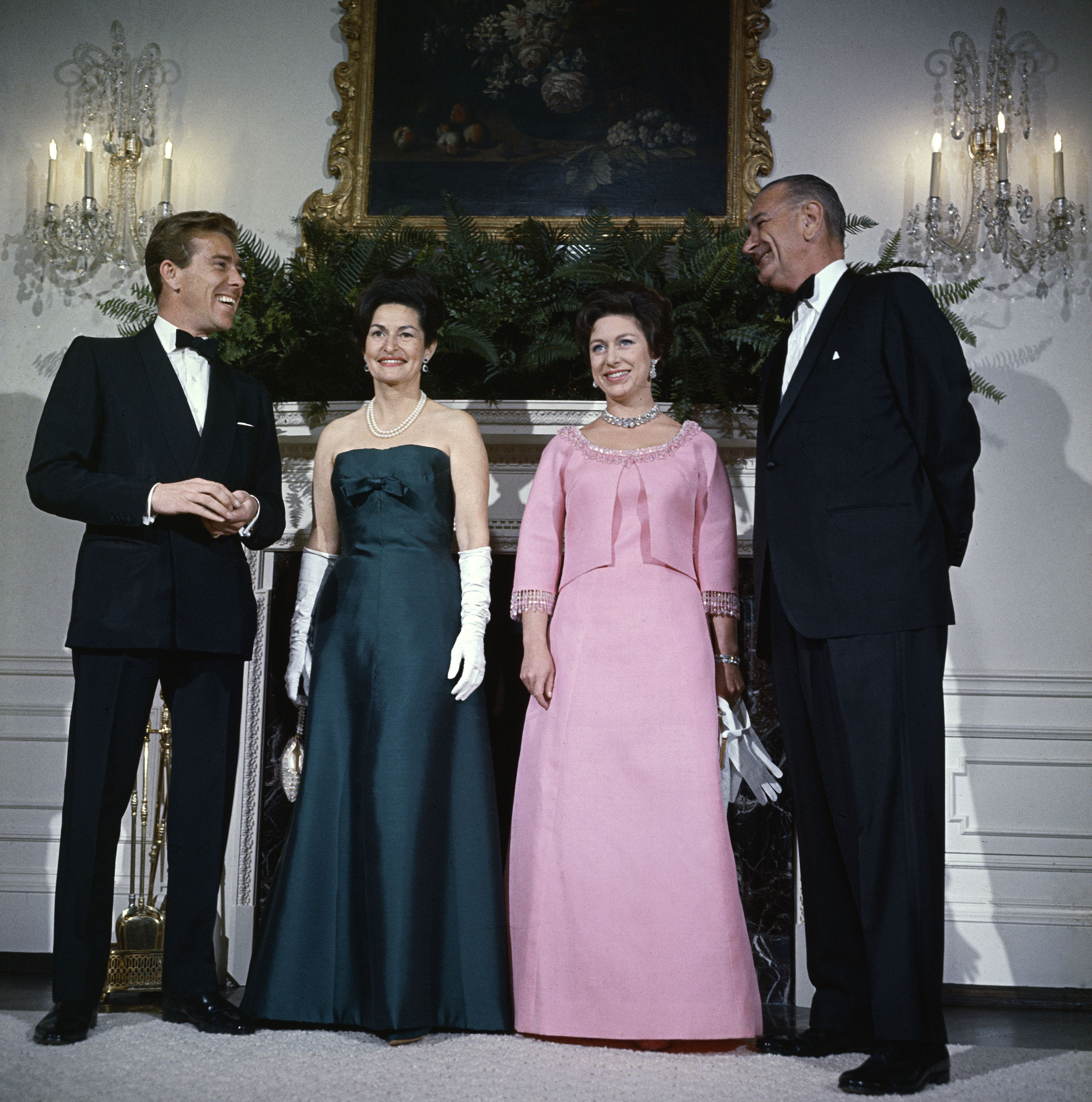 The True Story of Princess Margaret's Evening with Lyndon B. Johnson at the White House