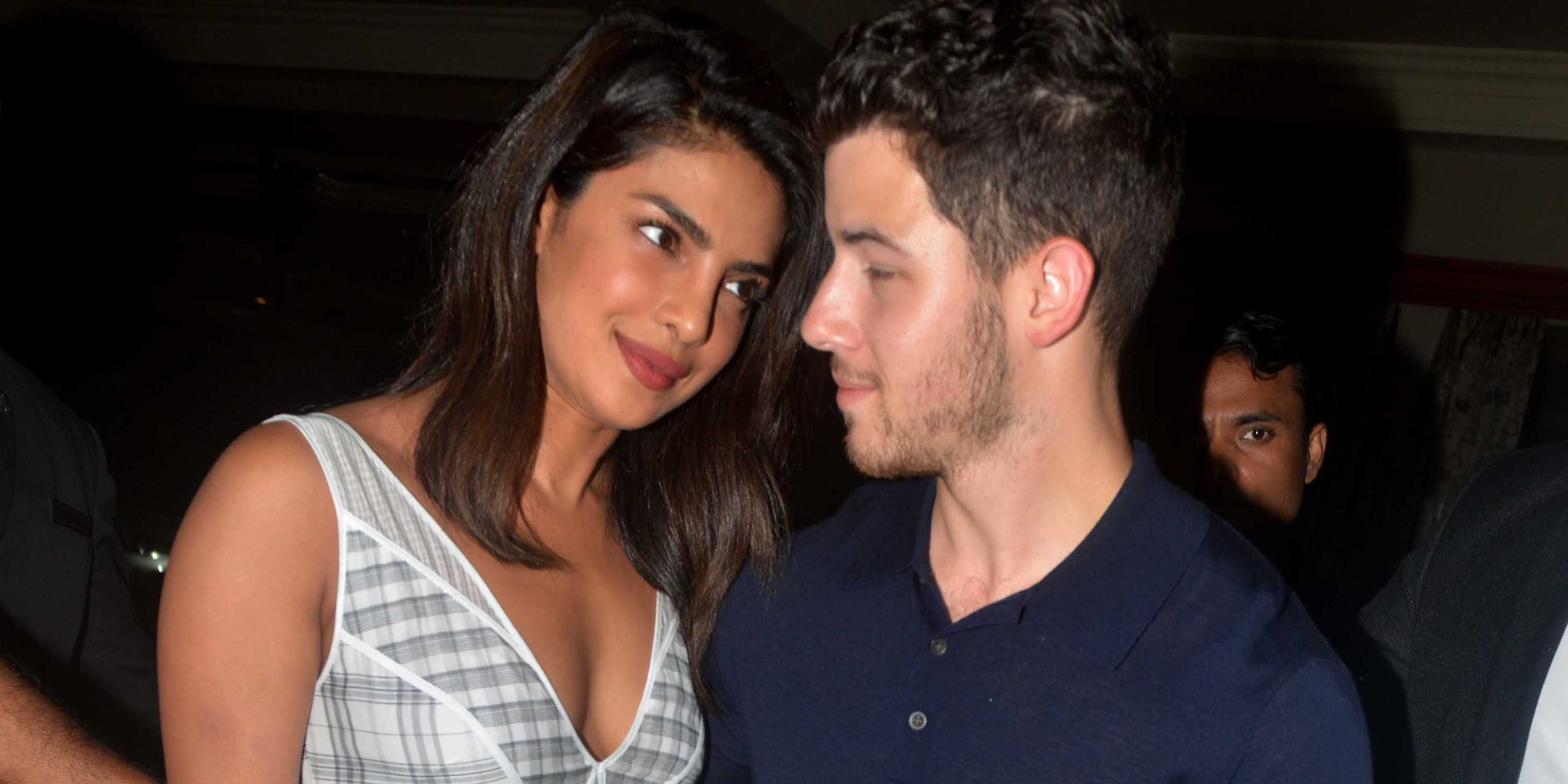 Nick Jonas and Priyanka Chopra Visited an Orphanage After Their Engagement Party