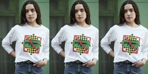 T-shirt, Clothing, Top, Sleeve, Cool, Shirt, Font, Sweater, Outerwear, Long-sleeved t-shirt,