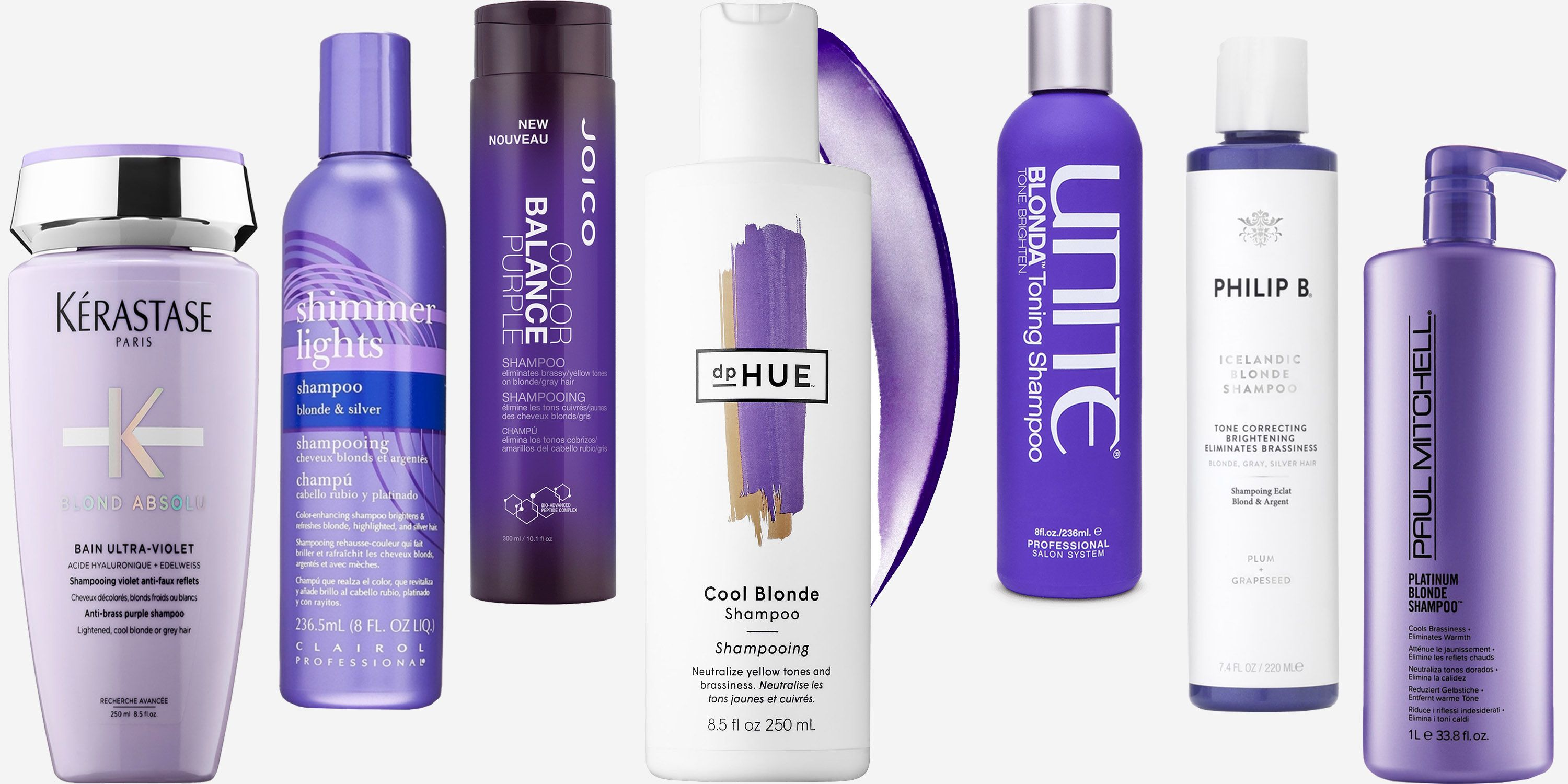 best loved 9bd20 56bb3 The 15 Best Purple Shampoos to Brighten Blonde Hair - What Is Purple Shampoo