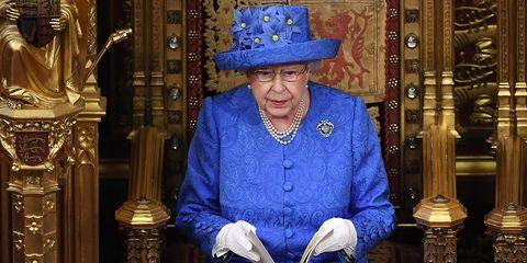 Blue, Hat, Fashion accessory, Headgear, Costume accessory, Electric blue, Costume hat, Majorelle blue, Cobalt blue, Sun hat,