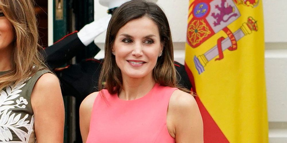 Queen Letizia of Spain Is the Stylish Royal You Need to Watch