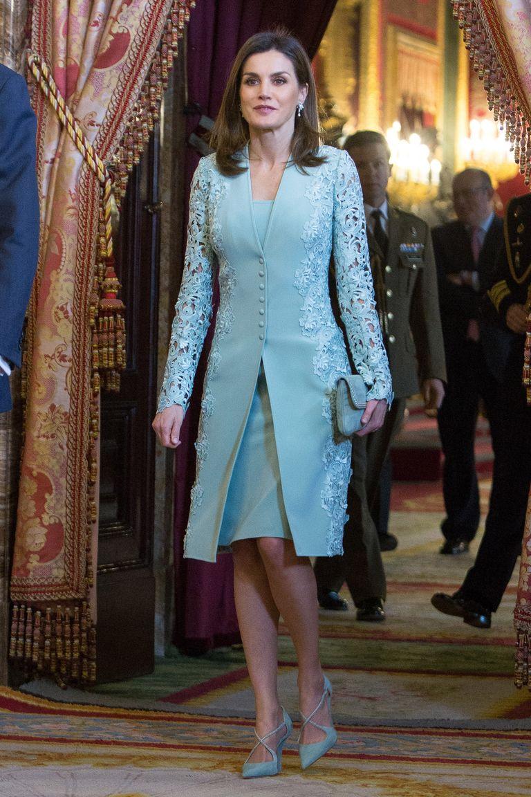 Queen Letizia Of Spain Best Outfits Letizia Of Spain