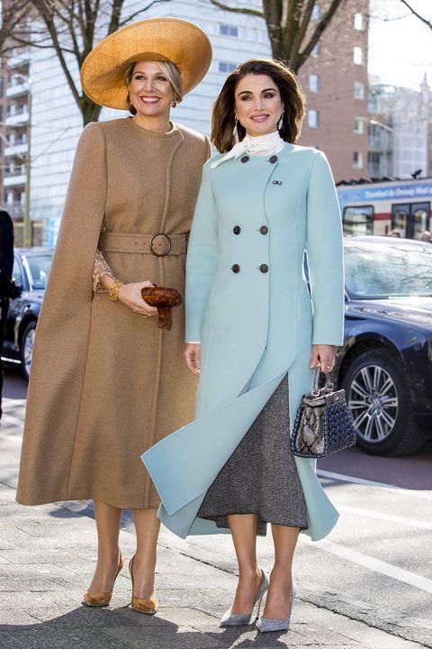 Koningin Rania van Jordanië